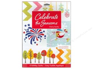 C&T Publishing Celebrate The Seasons Book by Cherry Guidry
