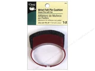 Dritz Pin Cushion Wrist Felt