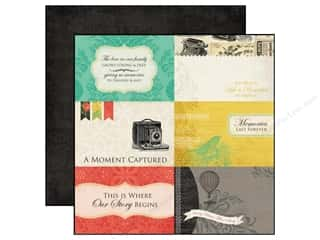 Carta Bella 12 x 12 in. Paper Yesterday Journaling Cards (25 piece)