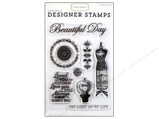 Carta Bella Carta Bella Paper Pad: Carta Bella Designer Stamps Yesterday