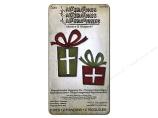 Tim Holtz Dies: Sizzix Dies Tim Holtz Movers & Shapers Magnetic Mini Retro Packages