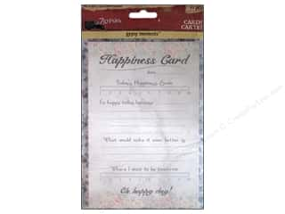 Cards Note Cards & Envelopes: 7 Gypsies 4 x 6 in. Cards 10 pc. Gypsy Moments Happiness