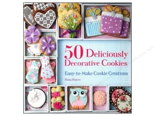 Books Blue: St Martin's Griffin 50 Deliciously Decorative Cookies Book