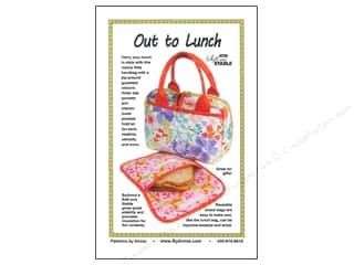 By Annie Purses, Totes & Organizers Patterns: By Annie Out To Lunch Pattern
