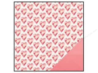 Crate Paper 12 x 12 in. Paper Kiss Kiss Love Rocks (25 piece)