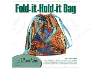 Fold-It-Hold-It Bag Pattern