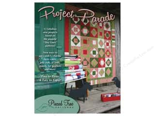 Pieced Tree Patterns: Pieced Tree Project Parade Book