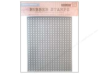 Rubber Stamping Weekly Specials: BasicGrey Rubber Stamp Aurora Waves Background