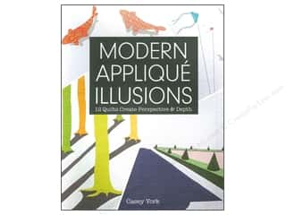 Modern Applique Illusions Book