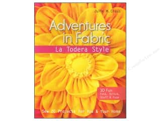 Adventure In Fabric Book