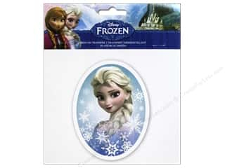 Simplicity Iron On Transfer Disney Frozen Elsa