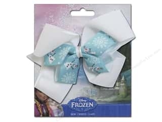 Simplicity Trim Scrapbooking & Paper Crafts: Simplicity Hair Bow Grosgrain Disney Frozen Olaf