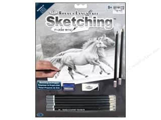 Royal Sketching Made Easy Running Free