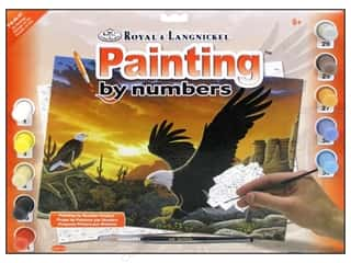 Gifts Blue: Royal Paint By Number Junior Large Sky Messenger