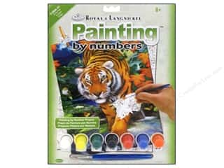 Crafting Kits Royal Paint By Number: Royal Paint By Number Junior On The Prowl