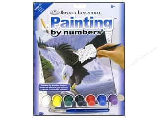 Generations Royal Paint Artist Acrylic: Royal Paint By Number Junior Sanctuary