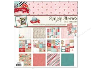 Simple Stories Hugs & Kisses Collection Kit
