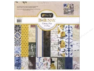 Crafting Kits Fall Sale: Bo Bunny 12 x 12 in. Paper Collection Pack Rose Cafe