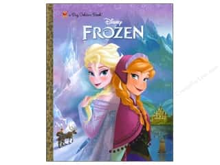Licensed Products Kid Crafts: Golden Disney Frozen Big Book