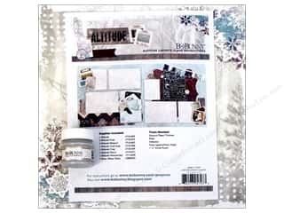 Weekly Specials Scrapbooking & Paper Crafts: Bo Bunny Class Kits Altitude