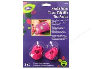 Fabric Grippers: LoRan/Dritz Notions Stay-On Needle Puller Small & Medium