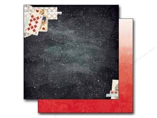 Stars Valentine's Day: Bo Bunny 12 x 12 in. Paper Star-Crossed Collection Constellation (25 pieces)