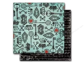 Music & Instruments New: Bo Bunny 12 x 12 in. Paper Star-Crossed Collection Unlocked (25 pieces)
