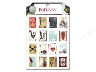 Feathered Star New: Bo Bunny Stickers Star-Crossed Stamp