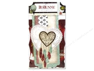 Stars Valentine's Day: Bo Bunny Noteworthy Star-Crossed