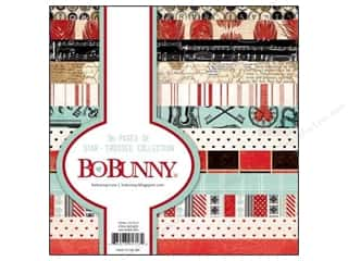 Feathered Star New: Bo Bunny 6 x 6 in. Paper Pad Star-Crossed