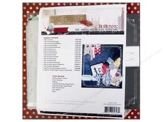 Weekly Specials Bucilla Cross Stitch Kit: Bo Bunny Misc Me Class Kit Star-Crossed