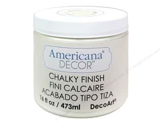 Stock Up Sale Adhesive: DecoArt Americana Decor Chalky Finish 16 oz. Lace