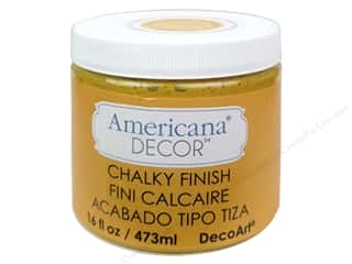 Stock Up Sale Adhesive: DecoArt Americana Decor Chalky Finish 16 oz. Inheritance