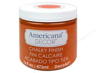 Finishes 16 oz: DecoArt Americana Decor Chalky Finish Inheritance 16oz