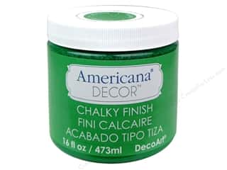 Finishes 16 oz: DecoArt Americana Decor Chalky Finish Fortune 16oz