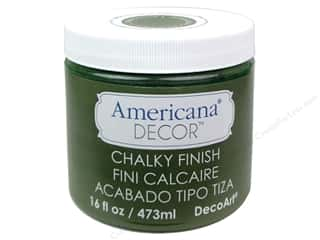 Finishes 16 oz: DecoArt Americana Decor Chalky Finish Enchanted 16oz