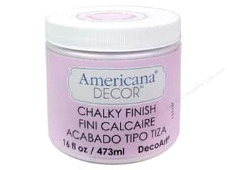 Finishes 16 oz: DecoArt Americana Decor Chalky Finish Promise 16oz