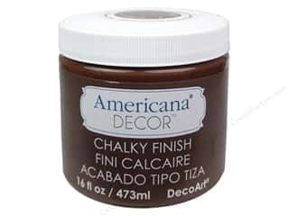 DecoArt Americana Decor Chalky Finish Rustic 16oz