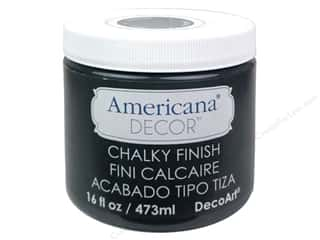 DecoArt Glow In The Dark Paint: DecoArt Americana Decor Chalky Finish 16 oz. Relic