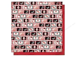 Love & Romance Gifts: Carta Bella 12 x 12 in. Paper Words of Love Stamps (25 pieces)