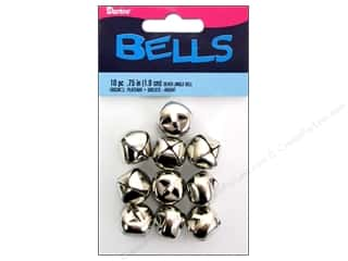 Darice $3 - $4: Darice Jingle Bells 3/4 in. Silver 10 pc.