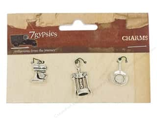 7 Gypsies Metal Rings: 7 Gypsies Charms 3 pc. Kitchen