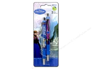 Kid Crafts Holiday Gift Ideas Sale: Ink Works Pen Gel Disney Frozen 2pk