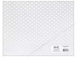We R Memory Keepers Acetate Sheet 12 x 12 in. White Dot (12 piece)