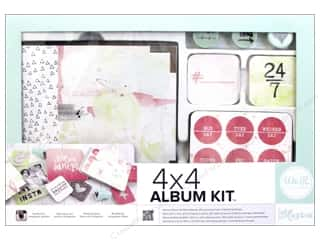 Crafting Kits $4 - $8: We R Memory Keepers Album Kit 4 x 4 in. Instagram - Love Notes