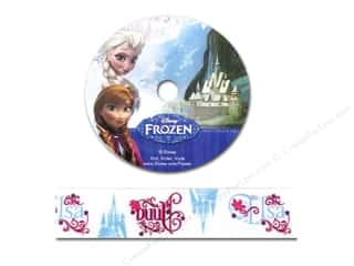 Simplicity Trim Scrapbooking & Paper Crafts: Simplicity Ribbon Grosgrain Disney Frozen Names