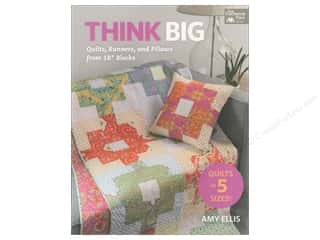 That Patchwork Place Baby: That Patchwork Place Think Big Book