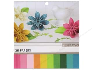 "K & Company Papers: K&Company Paper Pad 12""x 12"" Color Basics Radiant"