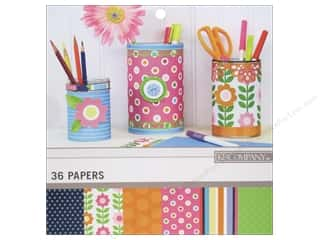 "Pads New: K&Company Paper Pad 12""x 12"" Simply Sweet Designer"