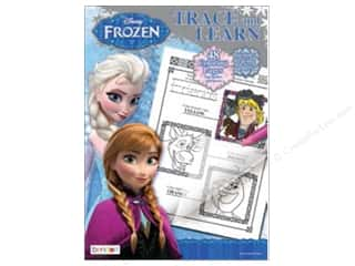 Kid Crafts Bendon Publishing Int'l Inc: Bendon Trace and Learn Activity Book Disney Frozen